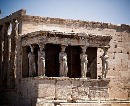 Les statues grecques de l'antiquité
