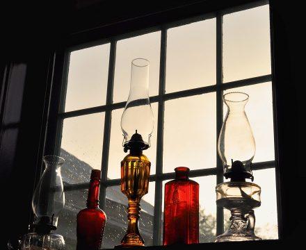 Les lampes vintages des années 1960 à 1980