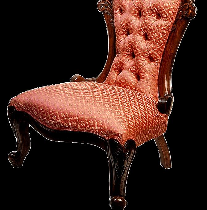 Chaises et tables baroques italiennes