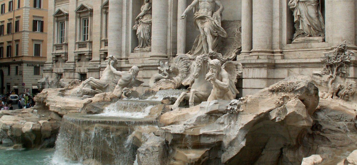 Les statues romaines de l'antiquité